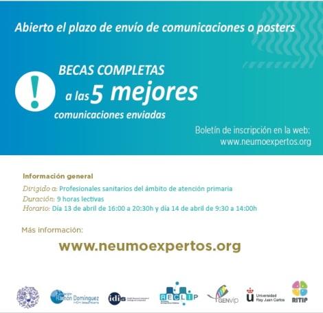 iii neumoforo becas