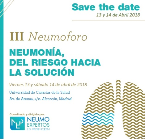 Save the date III Neumoforo 2018
